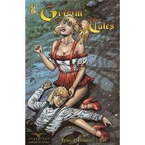 Grimm Fairy Tales #3 Second Printing (Hansel & Gretel