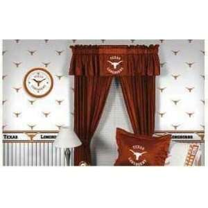 Texas Longhorns Licensed Wallpaper: Home Improvement
