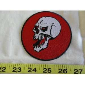 Scary Skull Patch: Everything Else