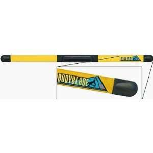 BodyBlade Exer. Blade Yellow Lite with Wall Chart & DVD