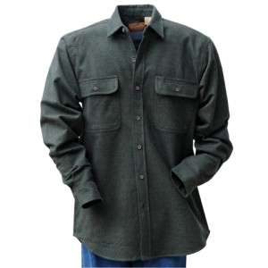 NWT FIELD & STREAM Mens LARGE Heavy Duty Flannel Long Sleeve Shirt