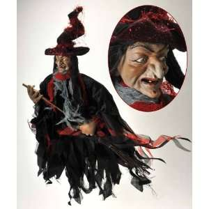 WIKITORIA WITCH Doll 36 Katherines HALLOWEEN New Home & Kitchen