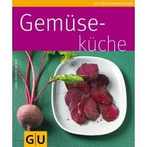 Gemüseküche (9783833809934) Anne Katrin Weber Books