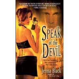 Speak of the Devil (Morgan Kingsley, Exorcist, Book 4