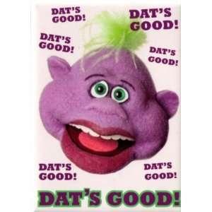 Jeff Dunham Dats Good Peanut Magnet JM4002: Toys & Games