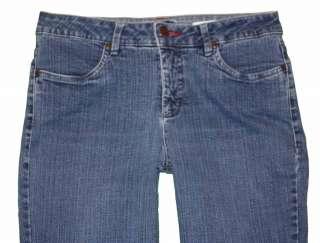 Smiths sz 6 30 Inseam Womens Blue Jeans Denim Pants Stretch FO6