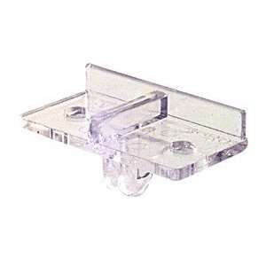 CRL Clear Acrylic Front Rest with Divider