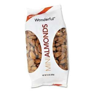 Paramount Farms Wonderful Almonds, Dry Roasted & Salted