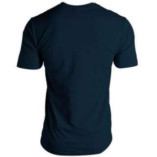 Volcom Mens Navy Blue T Shirt Top M NEW