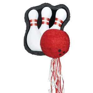 Lets Party By YA OTTA PINATA Bowling Pull String Pinata
