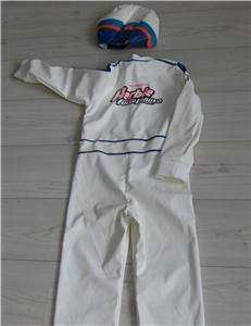 UK  HERBIE LOVE BUG FULLY LOADED COSTUME 7 8 YRS christmas