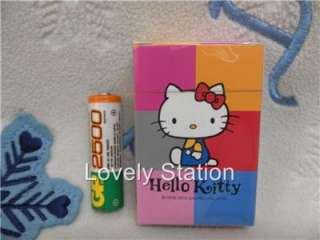 Sanrio Hello Kitty Funny Mini Playing Card   #02