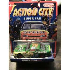 Action City Super Car Gaso Championship #79: Everything