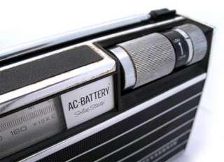 PANASONIC RF 728 TRANSISTOR AM FM BAND Battery Electric RADIO JAPAN