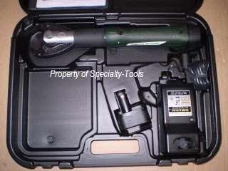 Greenlee EK425 hydraulic battery operated crimper tool
