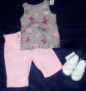 LOT60 PIECE BABY GIRL SPRING SUMMER CLOTHES SIZE 6 12,12 MONTHS