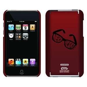 Nerd Alert by TH Goldman on iPod Touch 2G 3G CoZip Case