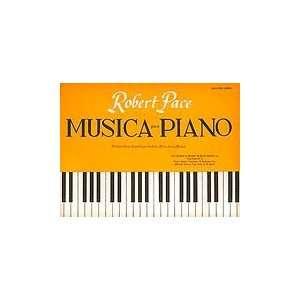 Musica Para Piano Segundo Libro Spanish Book II Sports