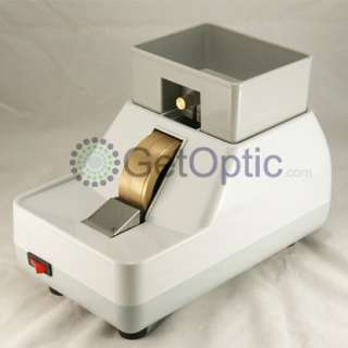 Optical Eyeglasses Grinder Lens Hand Edger Optical Lab Equipment CE