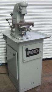Hardinge BB 2V Vertical Mill Jewelry Watchmaker Milling Machine With