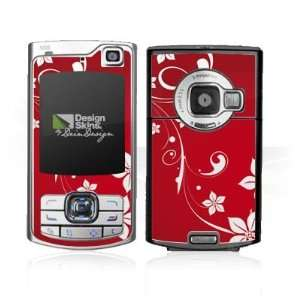 Design Skins for Nokia N80   Christmas Heart Design Folie