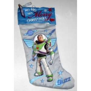 Disneys Buzz Lightyear Quilted Christmas Stocking Home