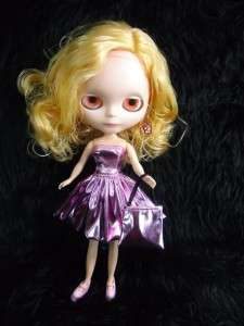OOAK  Basaak CCE Custom Practice Blythe Clone Doll #1