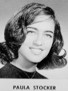 1963 Van Nuys CA high School Yearbook~Derek & Dominoes