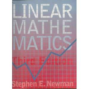 Third Edition (9780536008664): Stephen E. Newman, many Diagrams: Books