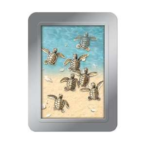 Tree Free Greetings Baby Turtles Deluxe Playing Cards