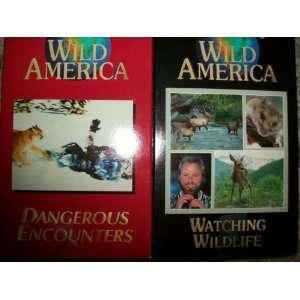 Dangerous Encounters..wild America 1995: Marty Stouffer