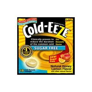 com Cold Eeze Cold Drops Box S F Hny Size 18 Health & Personal Care