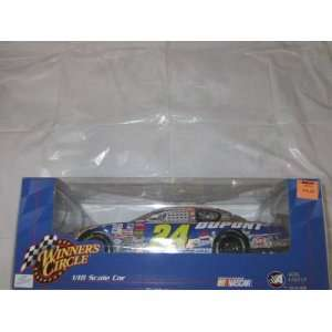 Winners Circle 1/18 Nascar 24 Dupont Car: Toys & Games