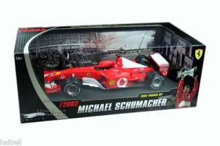 ELITE F1 2002 FRANCE GP FERRARI MICHAEL SCHUMACHER 1/18