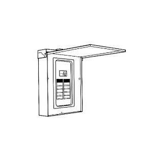 YOUR ONE SOURCE) #HOM30M200C 200A Break Load Center Home Improvement