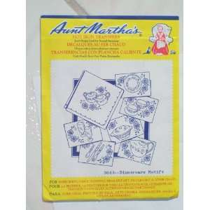 Aunt Marthas Hot Iron Transfers Various Designs