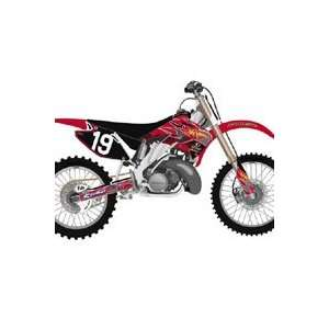 Hot Wheels Team Kit for Honda CRF250R 04 05 Automotive