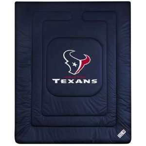 Houston Texans NFL Locker Room Collection Comforter (Full/Queen Size