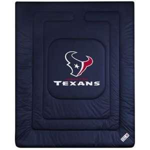 Houston Texans NFL Locker Room Collection Comforter (Full/Queen Size