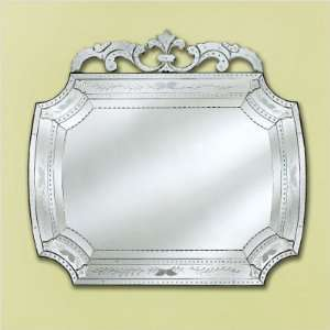 Venetian Gems Camela Large Wall Mirror VG 086L
