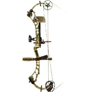 Ready   to   Shoot PSE Bow Madness XL Left Hand Compound