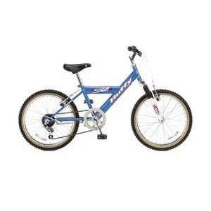 Huffy 20 Edge Girls Bike (EA)