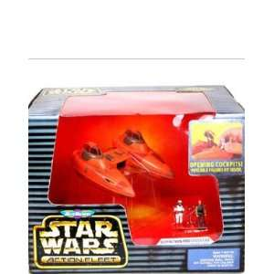 Star Wars Micro Machines Action Fleet Bespin Twin pod Cloud Car