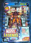IRON MAN MARVEL LEGENDS AVENGERS X MEN SPIDERMAN SHIELD FURY THOR HULK