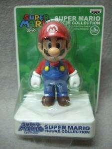 OFFICIAL JAPAN Nintendo SUPER MARIO Figure Collection