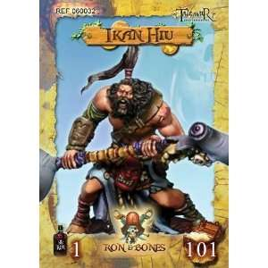 Ron & Bones   Pirate Miniatures: Ikan Hiu (1): Toys & Games