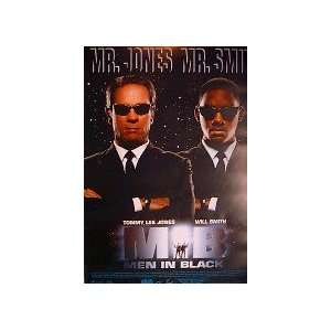 MEN IN BLACK (FRENCH ROLLED) Movie Poster
