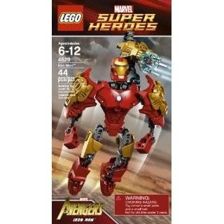 Avengers Marvel Universe Stark Tek Mech Suit   Iron Man Toys & Games