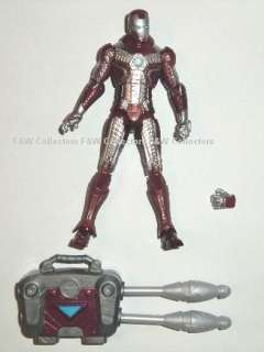 HASBRO MOVIE 2 IRON MAN MARK V LOOSE NEW