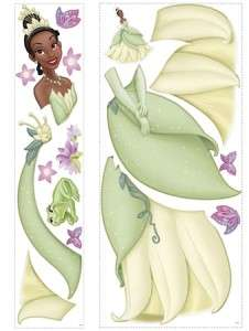 DISNEY PRINCESS Wall Decals   20 STYLES TO CHOOSE FROM   Room Decor